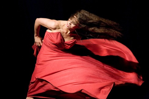 Tanztheater Wuppertal Pina Bausch: World Cities 2012, taken as part of the London 2012 Festival commissions.
