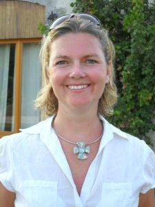 Claire de Kerautem, directrice de l'ASBL 1toit2âges